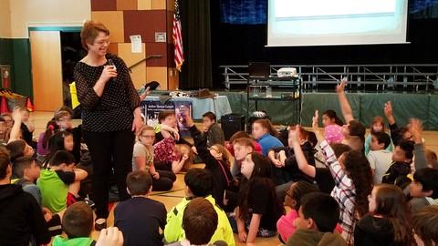 Author School Visits 101: Children's Book Marketing
