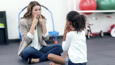 Speech and Language Therapy for children - Beginners Course