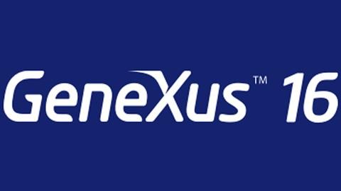 GeneXus 16 course - Junior Level