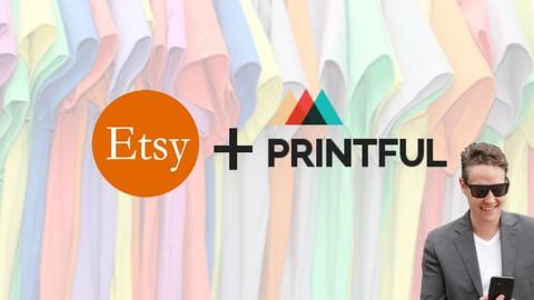Print on Demand: Ety T-Shirt Business 150% Profit Margins!