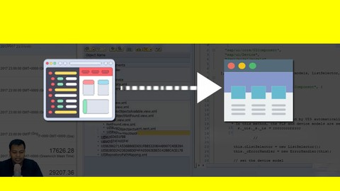 Netcurso-learn-ui5-app-deployment-to-fiori-launchpad-from-scratch