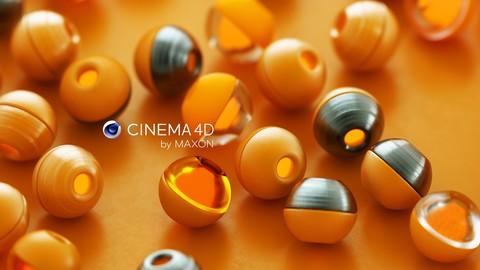 Cinema 4D. Curso definitivo para dominarlo desde 0.