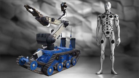Robotic Drives & Physics: Robotics, learn by building III