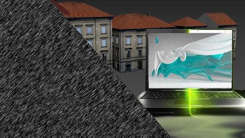 Netcurso-3ds-max-architecture