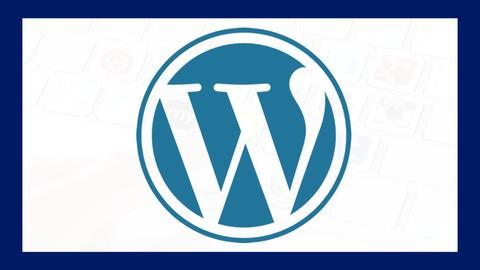 image for Curso WordPress 2021:  Cómo Crear una Página Web Desde Cero