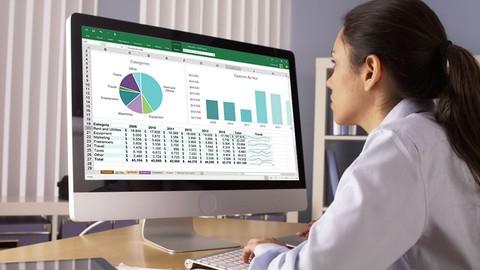 Excel Completo - Desde Principiante Hasta Avanzado
