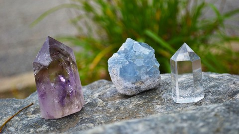 Crystal Energy Healing Course