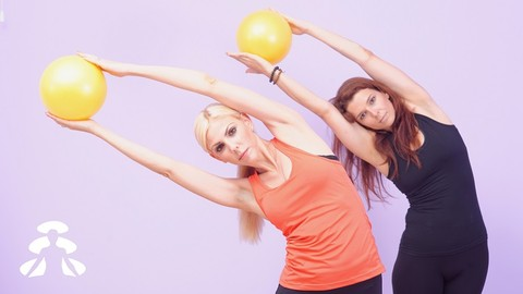 Pilates with Props: Small Ball