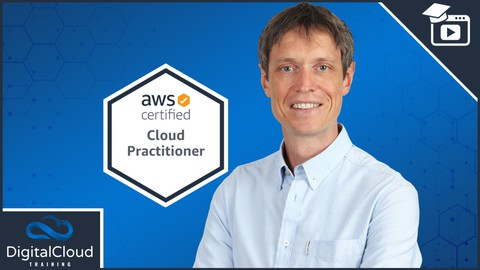 AWS Certified Cloud Practitioner - Complete NEW Course 2021 Coupon