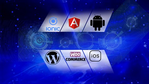 Develop Ionic 4 Angular iOS Android Apps for WooCommerce