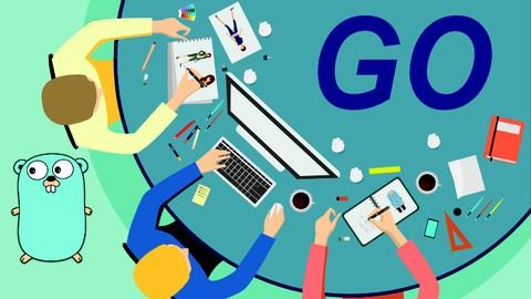 Curso de Go. Golang, API's y acceso a base de datos