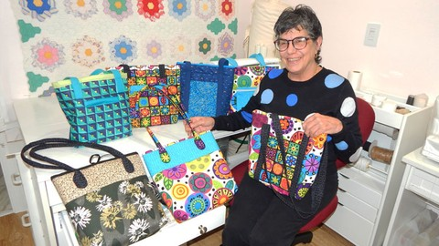 A Sewing Course - Tote Bag Secrets Revealed