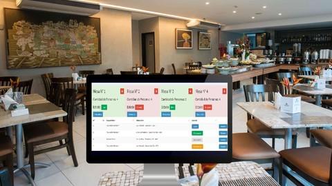 Crea Sistemas Web para Restaurantes y Delivery