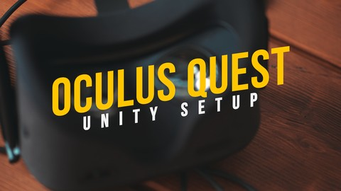 Oculus Quest and Unity