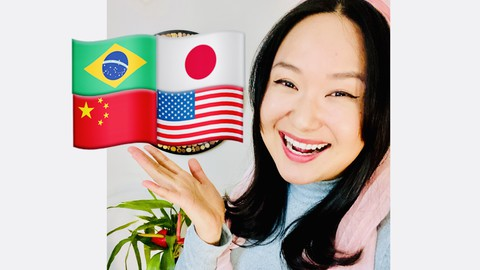 Learn 4 Languages through Culture and Emotions! Coupon