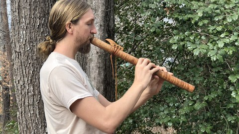 Mastering the Native American Style Flute Part 1