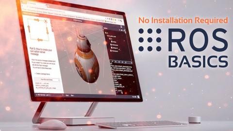 ROS Basics (No ROS Installation Required)*