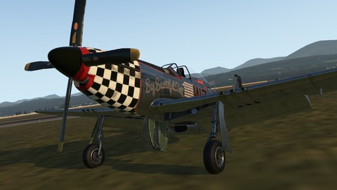 Netcurso-flying-the-p-51d-mustang