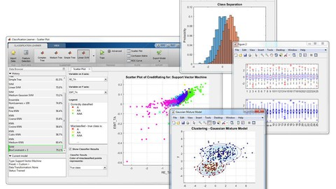 Netcurso-statistics-with-matlab