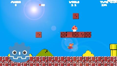 Creando Juegos en Godot 3: Super Mario Bros (Capitulo 1)