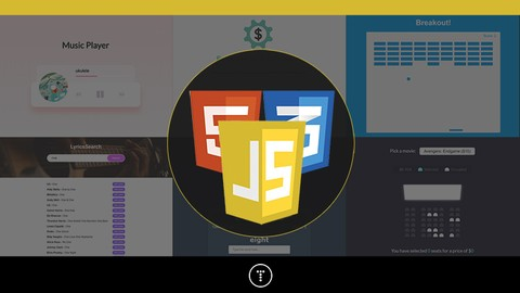 20 Web Projects With Vanilla JavaScript Coupon
