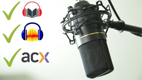 Audiobook Creation: Audacity and ACX Approval (2021)