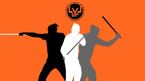 LvL-Up your martial arts from home - stick fight edition