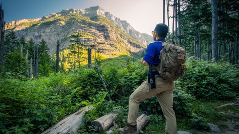 Wilderness Survival & Backpacking For Adventures