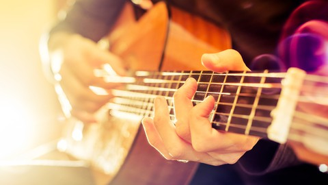 Learn The Guitar By Learning Songs - LEVEL 1