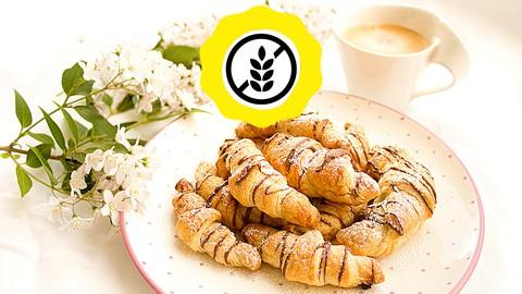 Aprende cocina sin gluten. Panadería fácil gluten free.