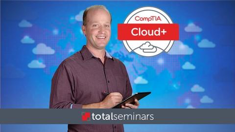 TOTAL: Cloud Computing / CompTIA Cloud+ Cert. (CV0-002)