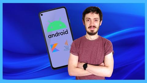 Android App Development Bootcamp 2021 - Build a portfolio!