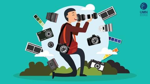 Pengenalan Kamera, Lensa, dan Studio