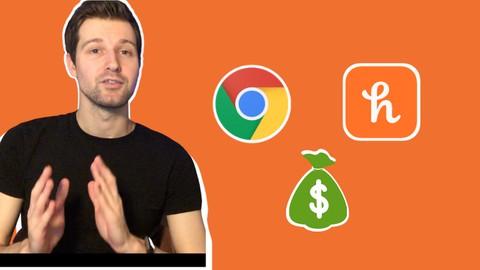 Build a Chrome extension like Honey