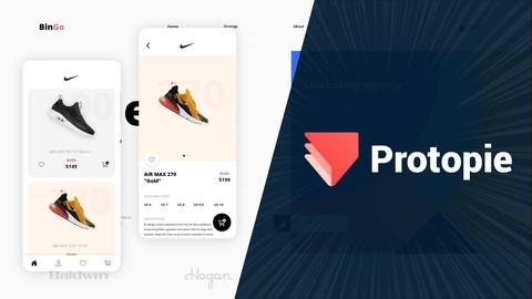 ProtoPie: Design Interactive Prototypes | from Zero to Hero