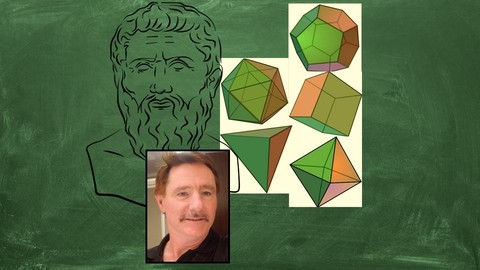 Netcurso-hands-on-maths-the-platonic-solids-using-a-model
