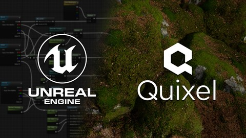 Unreal Engine - Créez un Matériel Standard pour Megascans