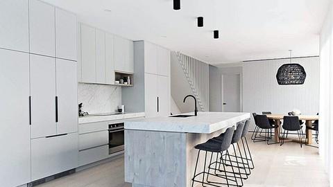 EXPERTO en Diseño de Cocinas. Impartido por Arquitectos.