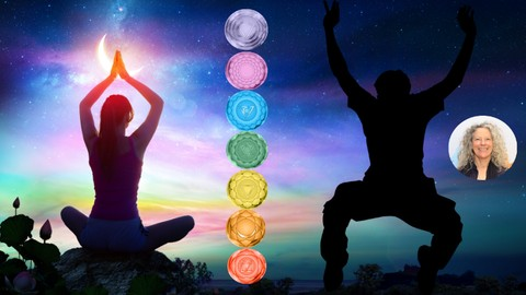 Certified Discover How to Chakra Dance and do Meditation