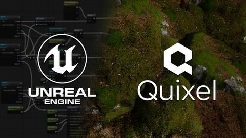 Unreal Engine 4 - Create a Standard Megascans Shader