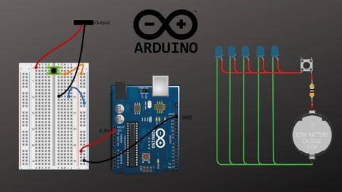 Tinkercad İle Uygulamalı Arduino Eğitimi  Robotik-Kodlama  Coupon