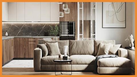 EXPERTO en Diseño de Interiores Salones y Estancias de Estar