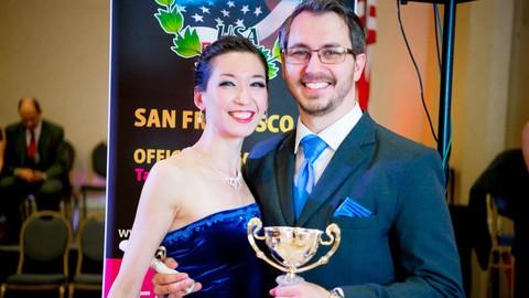 Intermediate Argentine Tango with US Champion Adam Cornett