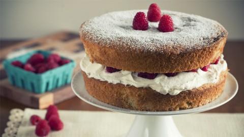 Netcurso-how-to-bake-a-cake-victoria-sponge-free-lesson