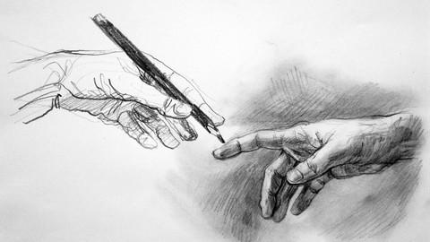Netcurso-dibujo-artistico-curso-basico-aprende-a-dibujar-facilmente