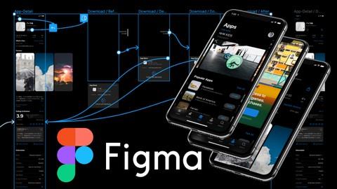 初心者から始めるアプリデザイン<UI/UXデザインをFigmaで学ぼう!>Webデザインにも応用可能