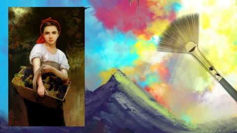 Netcurso-learn-paintstorm