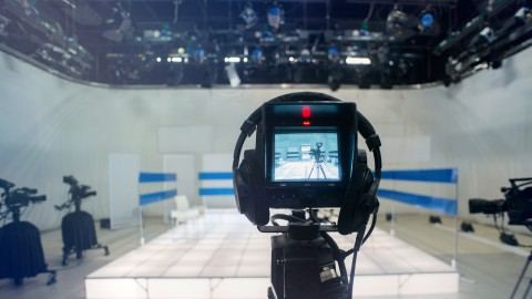 Media Training: Looking Good on TV- Preparing for the Camera Coupon