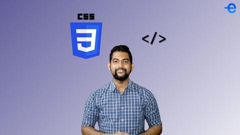 Become Pro Frontend Web Developer - CSS - Basics to Advanced