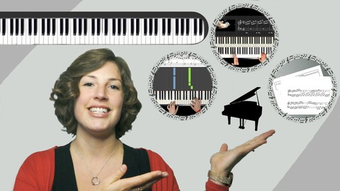 Full Piano Course! Learn Jazz,Blues,Classical,Rock and more! - Resonance School of Music